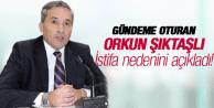 İŞTE ŞIKTAŞ'LININ İSTİFA SEBEBİ!