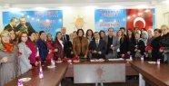 Kadın hak ettiği değeri AK Parti'de buldu