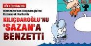 Kılıçdaroğlu'nu Sazan'a Benzettileri!