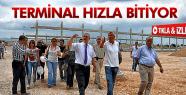 MANİSA OTOBÜS TERMİNALİ HIZLA BİTİYOR