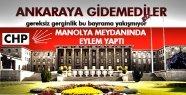 Manisa Türkiye Gençlik Birliği Ankara'ya Gidemedi!