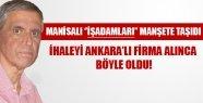 Manisa'lı İşadamları Koşmaz'ı Manşet'e Taşıdı!