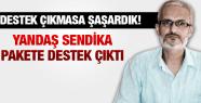 MEMUR-SEN'DEN DEMOKRATİKLEŞME PAKETİNE DESTEK