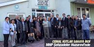 MHP ŞEHZADELER HUZUREVİ'NDE