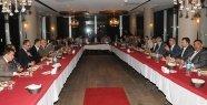MHP Teşkilatları yemekte buluştu