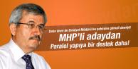 MHP'Lİ ADAYDAN PARALEL YAPIYA BİR DESTEK DAHA
