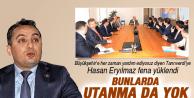 MHP'Lİ HASAN ERYILMAZ'DAN TANRIVERDİ'YE SERT ELEŞTİRİ