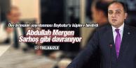 MURAT BAYBATUR ABDULLAH MERGEN SARHOŞ GİBİ DAVRANIYOR