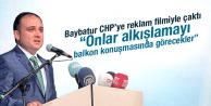 MURAT BAYBATUR CHP ALKIŞLAMAYI BALKON KONUŞMASINDA GÖRECEKLER