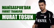 Murat Tosun Manisaspor'da