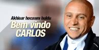ROBERTO CARLOS AKHİSAR BELEDİYESPOR'DA