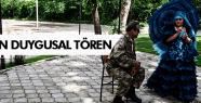 SALİHLİ'DE DUYGUSAL TÖREN