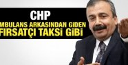 Sırrı Süreyya Önder'den CHP'ye ağır gönderme