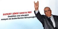 ŞÜKRÜ ÖZTÜRK MHP'DEN ADAY ADAYLIĞINI AÇIKLADI
