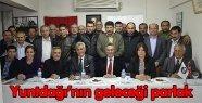 YUNT-DER ÇEBİ'Yİ AĞIRLADI