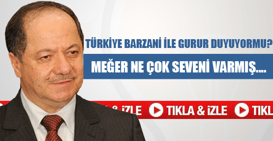 Türkiye seninle gurur duyuyor!