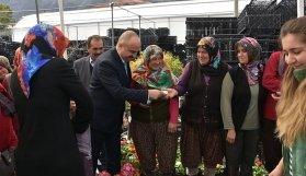 AK Parti Manisa İl Başkanı Berk Mersinli Dünya Kadınlar Günü'nü kutladı