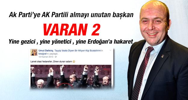 ZÜLFİKAR GÜRCAN AK PARTİ'YE AK PARTİLİ ALMAYI UNUTMUŞ!