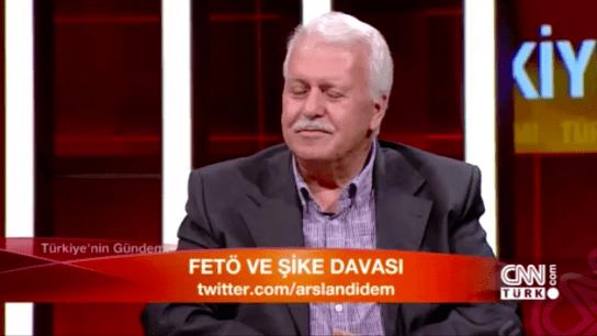 """GÜLERCE, """"GÜLEN, AZİZ YILDIRIM'I BİTİRMEK İSTEDİ"""""""