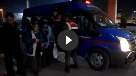 Zeytin Dalı Harekatı'nda yaralanan asker Manisa'ya getirildi