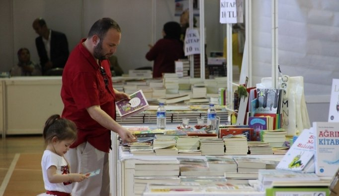 Somalı kitapseverleri buluşturan etkinlik