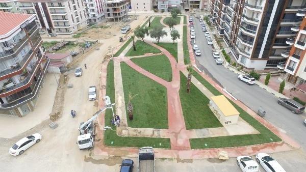 Ömer Halisdemir ve Fırat Yılmaz Çakıroğlu'nun isimleri parka verildi