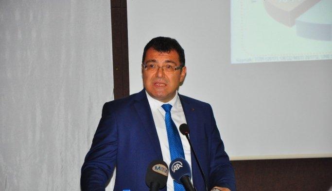 TÜBİTAK Başkanı Hasan Mandal, Manisa'da