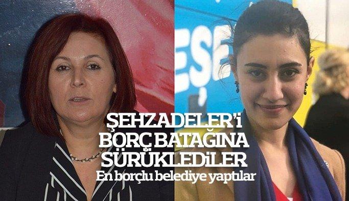 En borçlu belediye Şehzadeler!