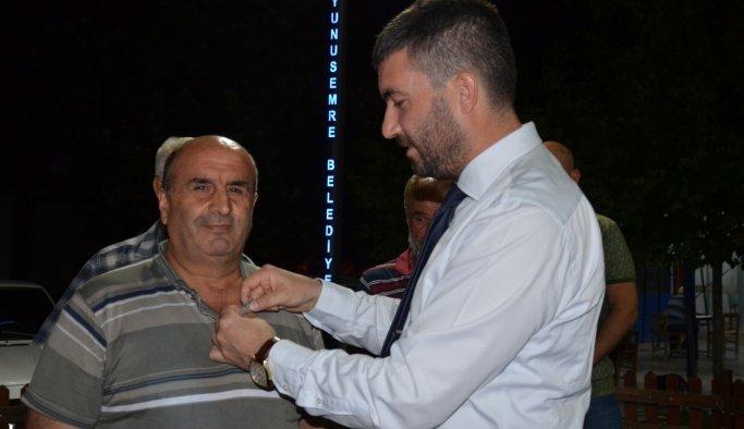 İYİ Parti'den Muradiye'de toplu üyelik töreni