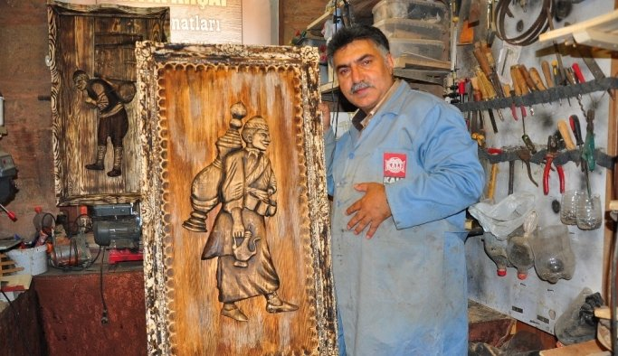 Osmanlı'nın günlük yaşamı Avrupalıların evini süslüyor
