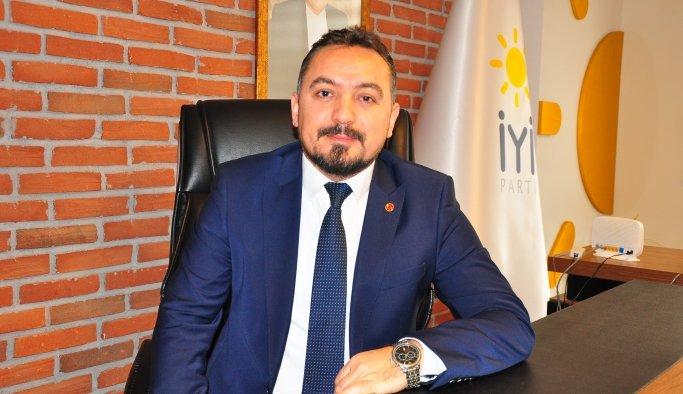 Eryılmaz'dan Barış Pınarı Harekatı'na destek