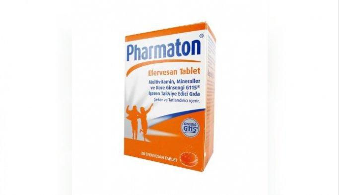 Pharmaton Kapsül