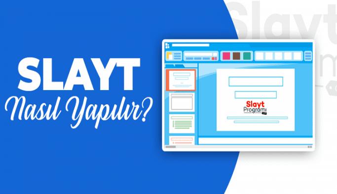 slaytprogrami.com ile profesyonel sunumlar hazırlayın