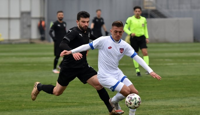 ManisaFK: 1 - Niğde Anadolu FK: 0