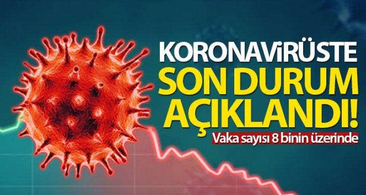 Türkiye'de son 24 saatte ...