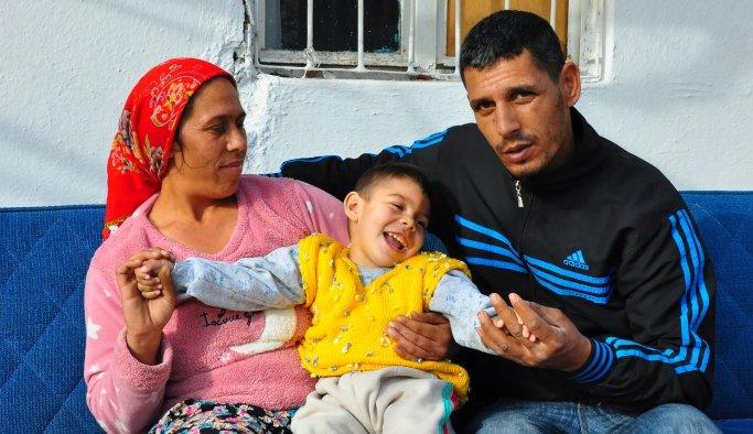 Serebral palsili Yiğit Etken'in babası: 'Oğlumun baba demesini istiyorum'
