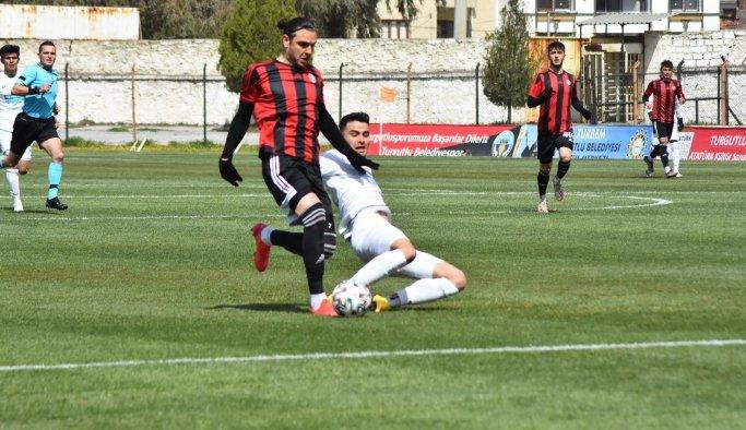 Turgutluspor: 1 - Karatay Termal 1922 Konyaspor: 1