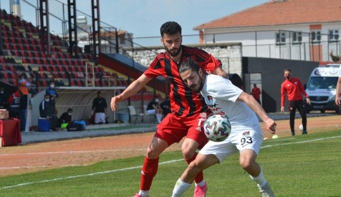 2. Lig: Turgutluspor: 2 - Silahtaroğlu Vanspor FK: 1