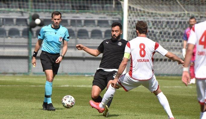 2. Lig:ManisaFK: 0 - Hacettepespor: 0