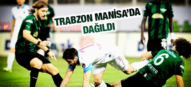 AKHİSAR BELEDİYESPOR TRABZONSPOR'U DAĞITTI