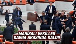 MANİSALI VEKİLLER KAVGA ARASINDA KALDI!