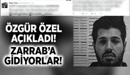 CHP REZA ZARRAB'A GİDİYOR