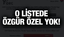 ORC SORDU, CHP SEÇMENİ YANITLADI