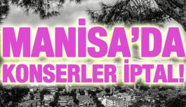 MHP'Lİ BELEDİYELERDE KONSERLER İPTAL