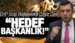 """ÖZEL: """"DARBEYİ FIRSATA ÇEVİRMEYE ÇALIŞIYORLAR"""""""