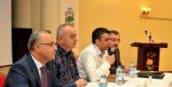 MHP GRUP TOPLANTISI SALİHLİ'DE YAPILDI