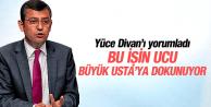 """ÖZGÜR ÖZEL """"BU İŞİN UCU BÜYÜK USTA'YA DOKUNUYOR"""